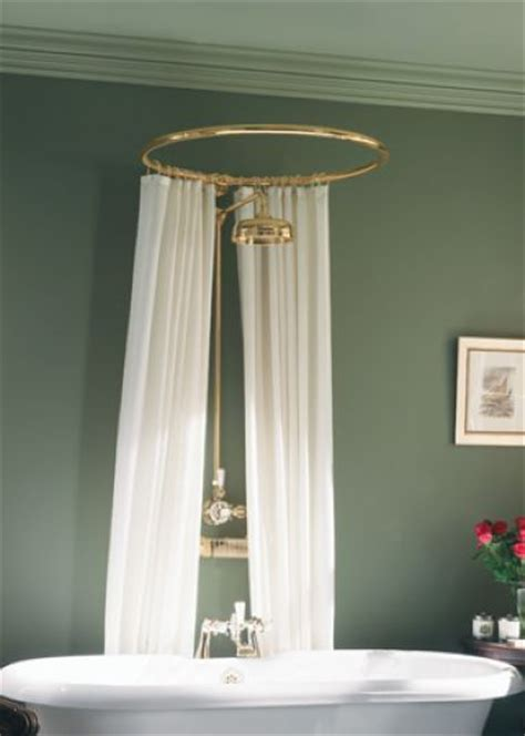 circular curtain rods circular shower curtain rod bathroom remodel pinterest