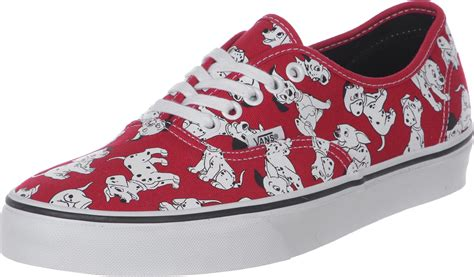 Vans Disney vans authentic shoes disney dalmatiner