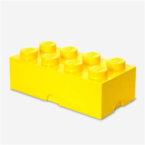 big lego bricks giant lego storage brick 8 building blocks gift kids large box 8 colours ebay