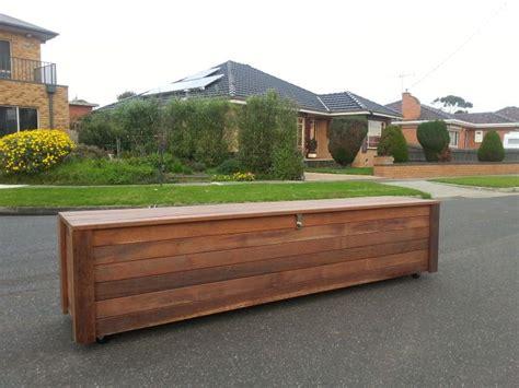 storage outdoor patio storage box utomhus baenk