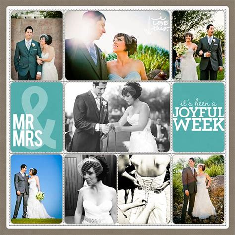 Wedding Album Scrapbook Layouts by Project Wedding Wedding Scrapbook Pages And Wedding
