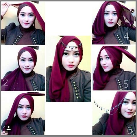 tutorial hijab pengantin dan wisuda tutorial hijab wisuda www imgkid com the image kid has it