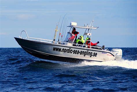 nordic sea angling boats nappstraumen lofoten vissen in noord noorwegen 171 cordes