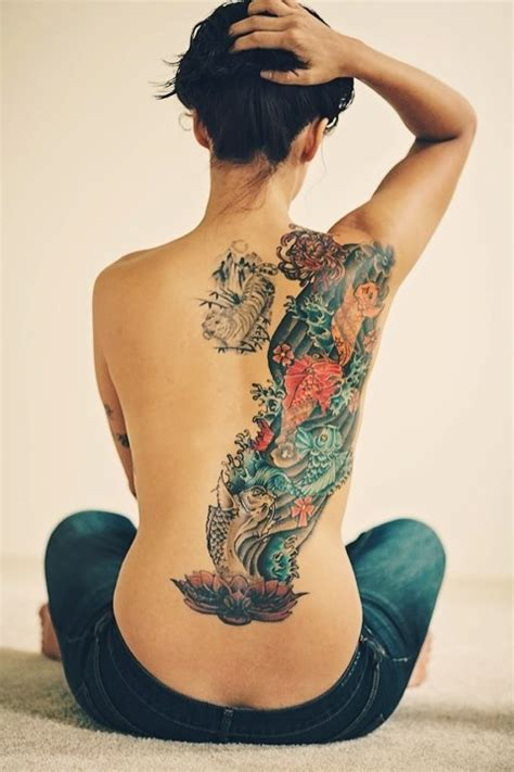 koi tattoo meaning family 4 koi fish in dedication to my family japanese culture