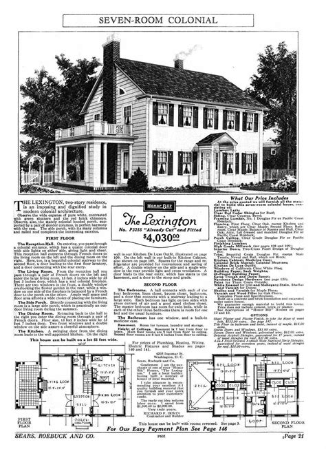 old colonial house plans house plan old colonial stupendous 1927 p3255 popular california bungalow pattern used