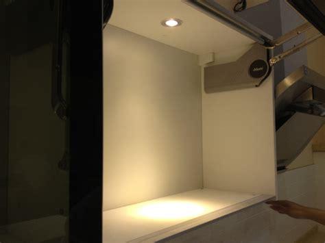kitchen cabinet downlights cabinet led puck light 12v recessed spot light fittings