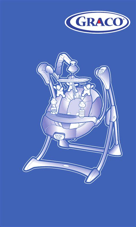 graco swing instruction manual graco swing sets silhouette swing user guide