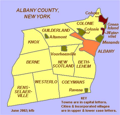 Albany County Records Albany County New York