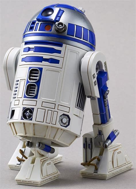 R2d2 L by New 1 12th Scale Bb 8 And R2 D2 Plastic Model Set In Stock On