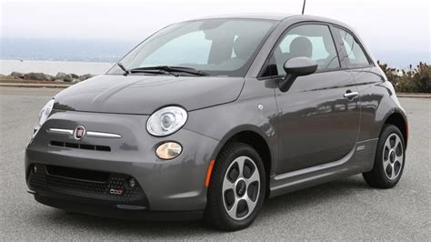 Fiat 500e Msrp by 2013 Fiat 500e Review Cnet