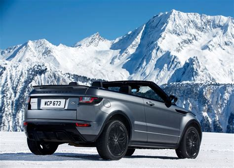 convertible land rover cost range rover evoque convertible price announced cars co za