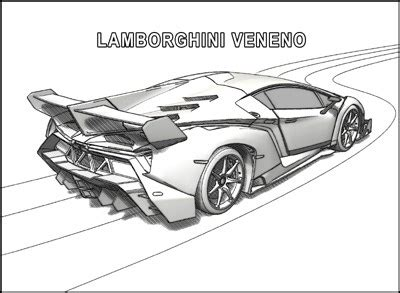 coloring pages of lamborghini veneno lamborghini murcielago coloring pages lamborghini
