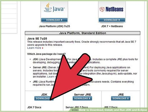 and install eclipse for java how to install and run jdk and eclipse 10 steps