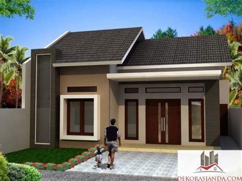 model atap rumah sederhana  elegan renovasi