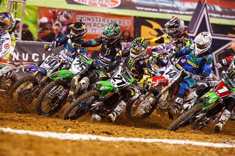 ama results motocross ama supercross 2012 arlington results motorcycle com news
