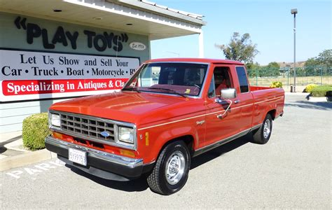 1986 Ford Ranger by 1986 Ford Ranger Cab