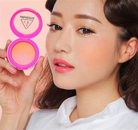 tutorial makeup korea etude house trend series 2017 korean makeup face korean beauty amino
