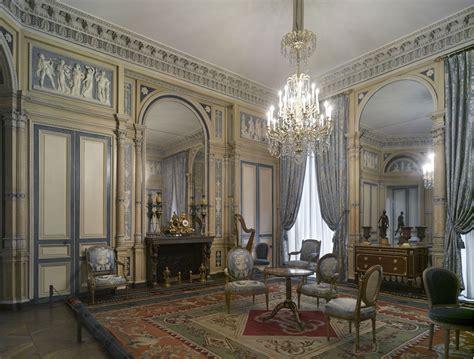le salon de l h 244 tel de serres vers 1795