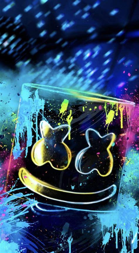 pin  xxnawafxx  marshmallow neon wallpaper graffiti