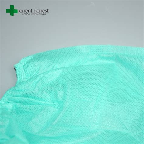 Shoes Cover Non Woven Solida Disposable china supplier non woven shoe covers green disposable surgical shoe cover disposable pp