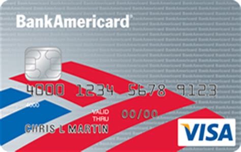 Why Wont My Visa Gift Card Work Online - bankamericard 174 credit card from bank of america