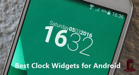 best android clock widget 10 best clock widgets for android 2017 android booth