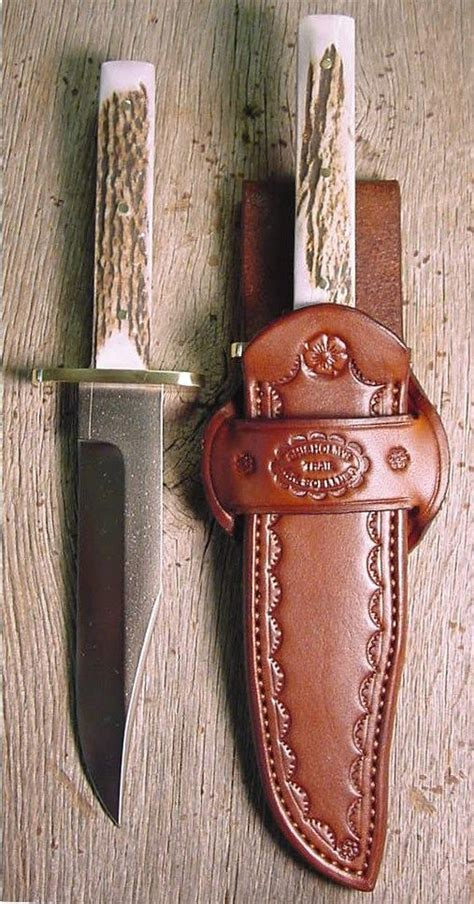 knives and sheaths cowboy knives leather knife sheaths bowie knives
