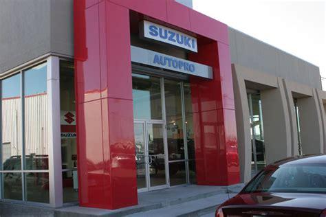 Suzuki Showroom Claudell Wright Construction