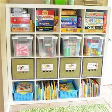 how to organize a child s library 17 best images about organisation ideas for kids on