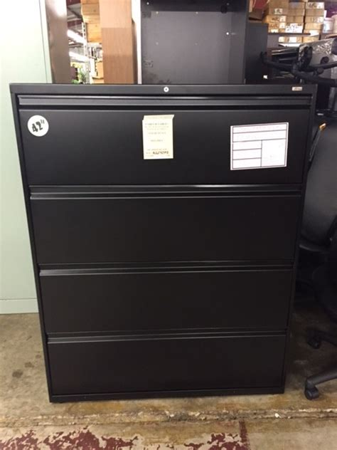 42 inch lateral file cabinet buy alera 42 inch four drawer black lateral file cabinet