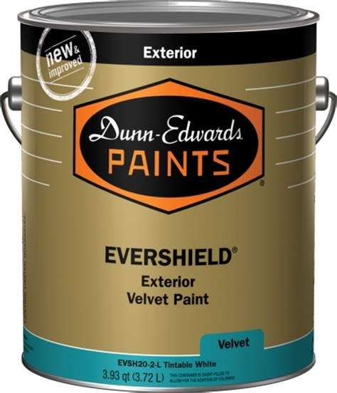 dunn edwards introduces new and improved evershield flat velvet and eggshell premium exterior