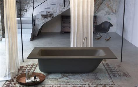 concrete bathtubs minimal design bathtub various colors and finishes