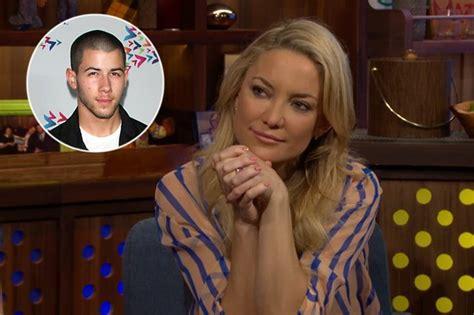 Hudson Says No To by Kate Hudson Says No To Nick Jonas Gwen Stefani S