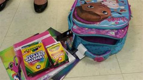 Quincy Food Pantry by Quincy Food Pantry Collecting Backpacks For Families In