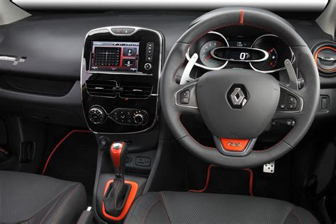 renault sport interior renault sport clio r s review motor