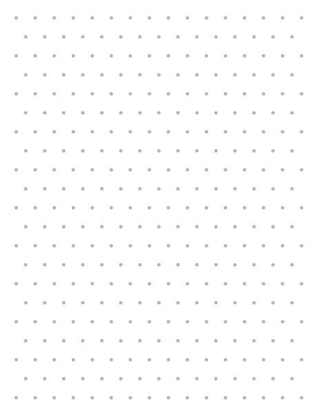 printable scale isometric dot paper grid paper isometric dots things to draw pinterest