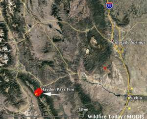 colorado hayden pass causes evacuations south of