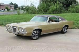 Pontiac Grand Prix 1969 1969 Pontiac Grand Prix For Sale Lenexa Kansas