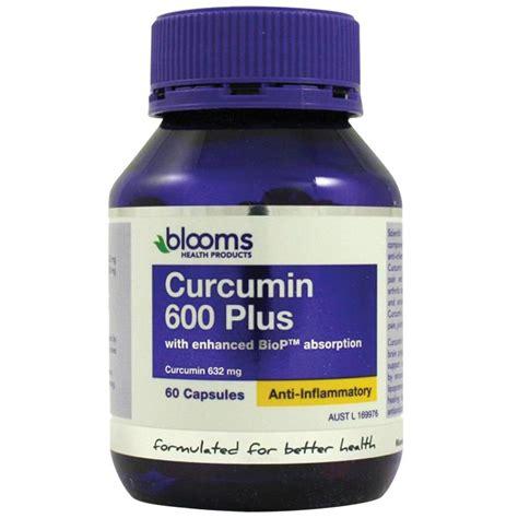 Bioglan Krill Plus Curcumin 60 Kapsul blooms curcumin 600mg 60 capsules epharmacy