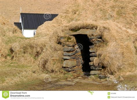 House Plans Log Cabin iceland sod house royalty free stock images image 919489