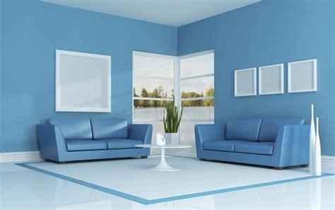 warna cat rumah minimalis  biru