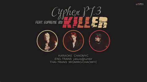 download mp3 bts cypher pt 3 killer thaisub bts cypher pt 3 killer feat supreme boi