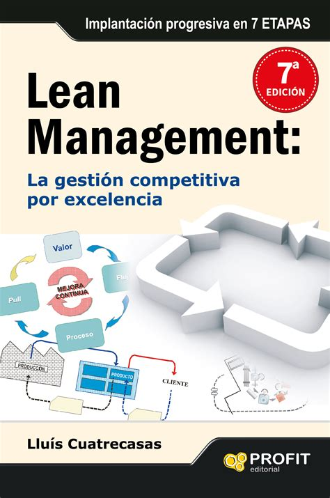 Lean Operations Mba by Lean Management La Gesti 243 N Competitiva Por Excelencia