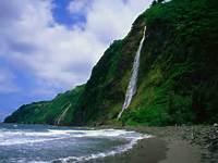 Big Beautiful Waterfalls Wallpaper 2 Pictures To Pin On Pinterest