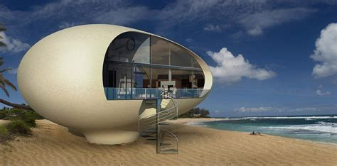 Luxury House Plans With Pools the floating holiday home shaped like an egg daily mail