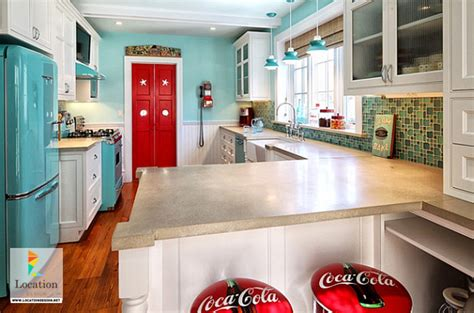 Spice Kitchen Design by Retro Kitchen Designs That Spice Your Home Location