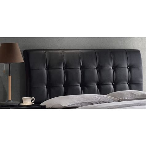 Black Leather Headboard 17 Best Ideas About Leather Headboard On Beds Room And Modern Headboard
