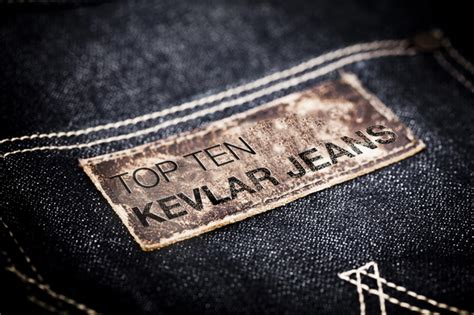 10 of the Best: Kevlar jeans   Product features   Visordown