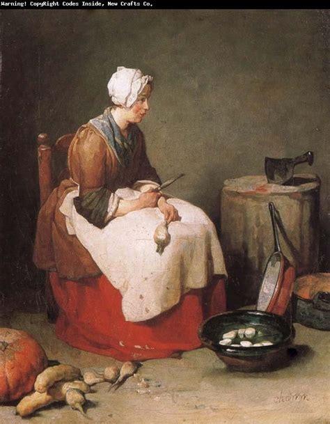 The Kitchen Jean Baptiste Simeon Chardin 17 Best Images About Jean Simeon Chardin 1699 1779 On