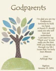 baptism gifts from godmother godparents gift personalized gift for godmother and godfather gift from godchild